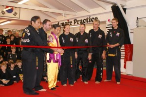 Grand Opening of Claygate Martial Arts Centre