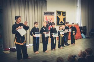 Values instilled at Claygate Martial Arts Centre