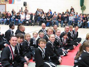 Black Belt Promotions