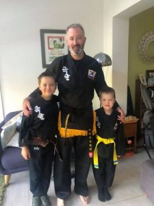 Families Training Together