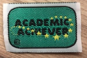 Academic Achiever Patch